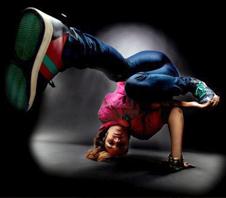 Breakdancers - BBoys