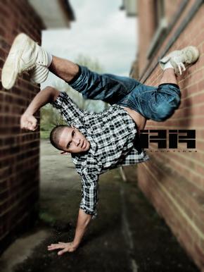 Christian Sharrier - Dancer - RiRi Productions