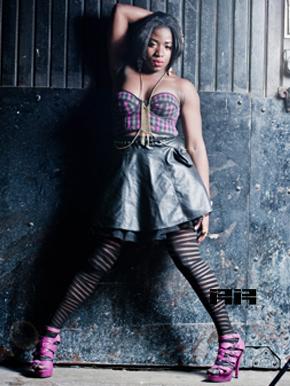 Jessica Larsh - Dancer - RiRi Productions